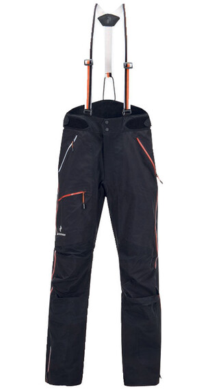 Peak Performance M's Black Light Core Pants Black